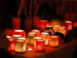 sorprese con candele 4 8 dicembre 2010 candele a candelera per un romantico ponte