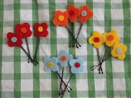 Lapel Flowers Diy Felt Flower Lapel Pin Boutonniere Pink Stripey Socks