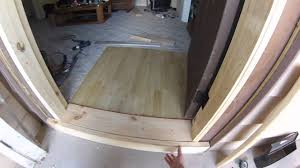 Frame Exterior Door Custom Made Door Frame