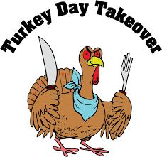 ambro novelty thanksgiving shirt turkey day takeover ambro