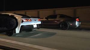 rx7 roll racing u2013 mustang gt500 vs ls mazda rx7 dragtimes com drag