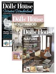 Woodworking Plans Projects Magazine Uk by The Dolls U0027 House Magazines The Gmc Group