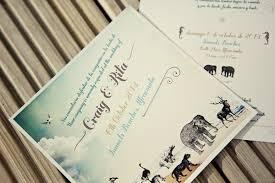 28 wedding invitation ideas from quirky u0026 pretty to rustic unique