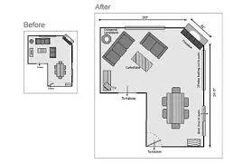 livingroom l l shaped living room design layout centerfieldbar