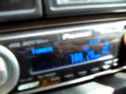 pioneer deh p6800mp youtube