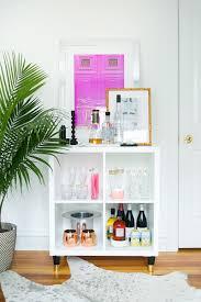 3 ways to style and use ikea u0027s kallax expedit shelf the everygirl