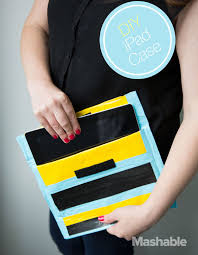 Halloween Duct Tape Crafts How To Protect Your Tech With A Duct Tape Ipad Case