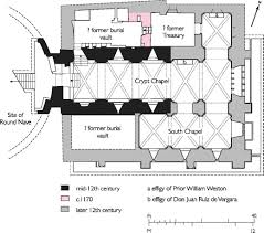 Gothic Church Floor Plan by St John U0027s Church And St John U0027s Square British History Online