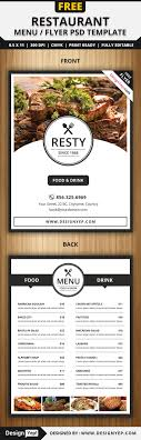 lunch menu template free best 25 free menu templates ideas on menu printing