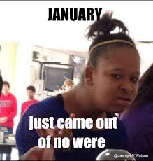 No Just No Meme - january month no were funny meme funny memes