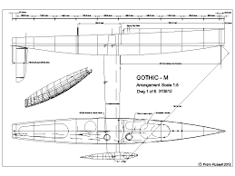 Model Yacht Plans Free Download by Plans Frank Russell Design