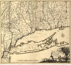 Maps Ct Old Maps Of Connecticut Reprints