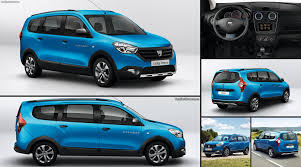 renault lodgy interior dacia lodgy stepway 2015 pictures information u0026 specs