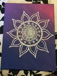 Pinterest Canvas Ideas by Mandala Canvas Crafting Madness Pinterest Mandala Canvases