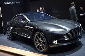 concept aston martin by design aston martin dbx concept automobile magazine