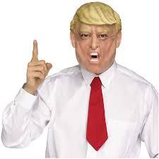 Donald Trump Halloween Costume Donald Trump Mask Halloween Trump Mask Billionaire Costume Mask