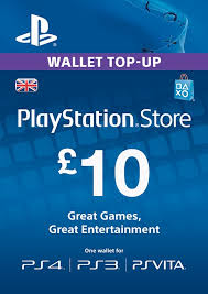 playstation gift card 10 playstation network card 10 ps vita ps3 ps4 cdkeys