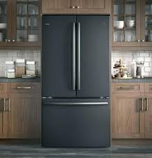 how to clean matte black cupboards ge profile black stainless vs cafe appliance matte black