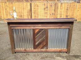 bar rentals rustic reclaimed wood bar rental foot rentals dma homes 56324