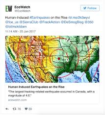 Usa Fracking Map by Fracking Caused Pennsylvania Earthquakes New Report Confirms