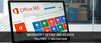 Office 365 Help Desk Feature Comparison Of Microsoft Office 365 Vs 2016