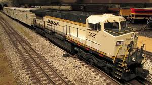 lionel bnsf cold express o scale set