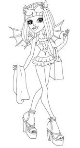 monster high coloring pages clawdeen wolf clawdeen wolf and cleo monster high coloring pages haunted