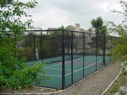 Batting Cage For Backyard by Batting Cage Construction Allsport America Inc