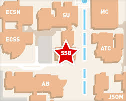 scc map contact us counseling center ut dallas