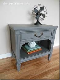best 25 gray nightstand ideas on pinterest refurbished night