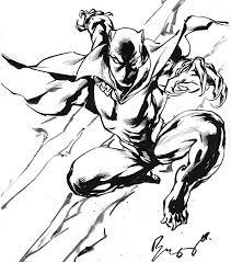 black panther marvel comics u0027challa avengers priest