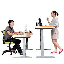 ideal adjustable height desk home painting ideas