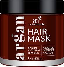 Wen Hair Loss Pictures Amazon Com Artnaturals Argan Oil Hair Mask Deep Conditioner
