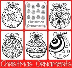 christmas doodle coloring pages 1 1 1 u003d1