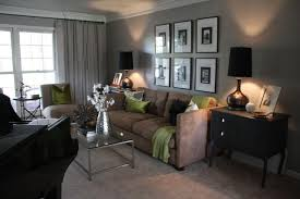 Breathtaking Gray And Brown Living Room Exquisite Design Grey - Grey and brown living room decor ideas