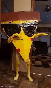 Pizza Halloween Costume Pizza Steve Costume Pizza Steve Diy Halloween Halloween