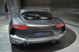 maserati alfieri white maserati to launch an all electric alfieri in 2020