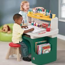 learning desk for art master activity desk kids art desk step2