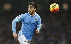 spanish premier league table man city s david silva out of chelsea game with ankle problem