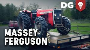 massey ferguson 274 stuck in gear and needs a clutch youtube