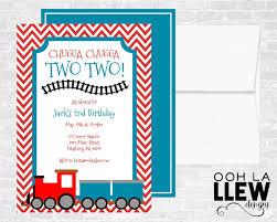 birthday train invitations image collections invitation design ideas