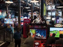 cineplex u0027s massive toronto u0027the rec room u0027 is a tech filled mega arcade