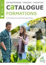 formation chambre d agriculture calaméo catalogue des formations chambre d agriculture de la marne