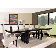 verona extendable dining table