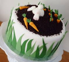 Carrot Decoration For Cake Easter Bunny Carrot Cake U2013 Happy Easter 2017