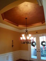 savard studios dramatic dining room and foyer ceiling makeover