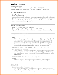 Forklift Experience On Resume Resume Examples Retail Sales Associate Resume For Your Job