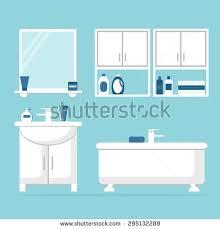 Flat Bathroom Mirror by Bathroom Mirror Stock Photos Royalty Free Images U0026 Vectors