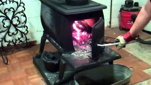 logwood stove model 2421 youtube