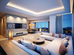 mansion living room